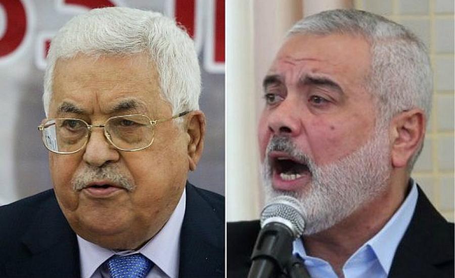 مصالحة فلسطينية بين حماس وفتح في روسيا