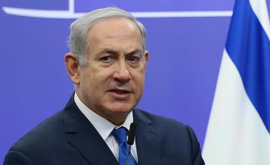 نتنياهو وحماس وقطاع غزة