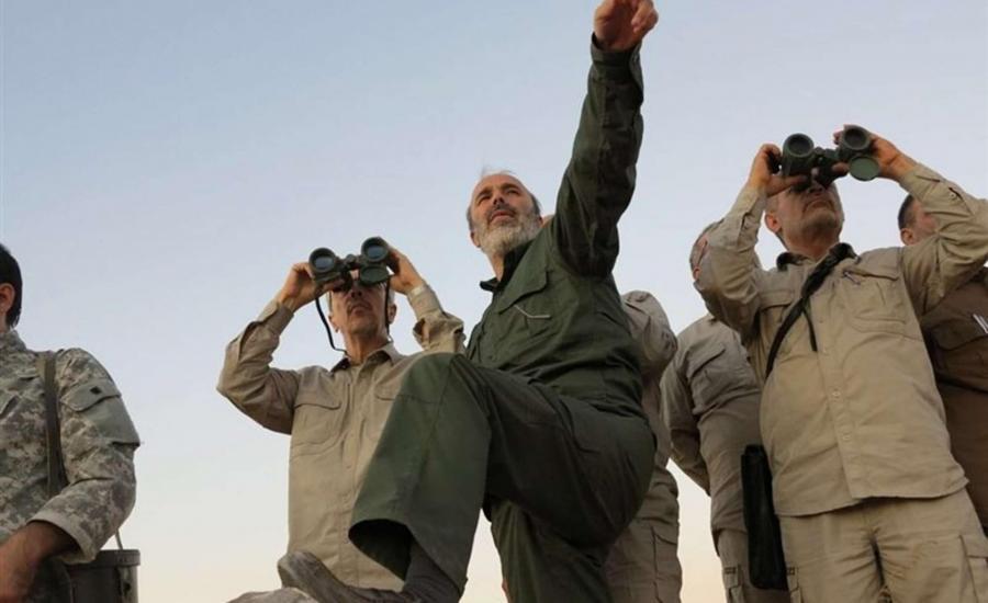 ايران واسرائيل والشرق الاوسط