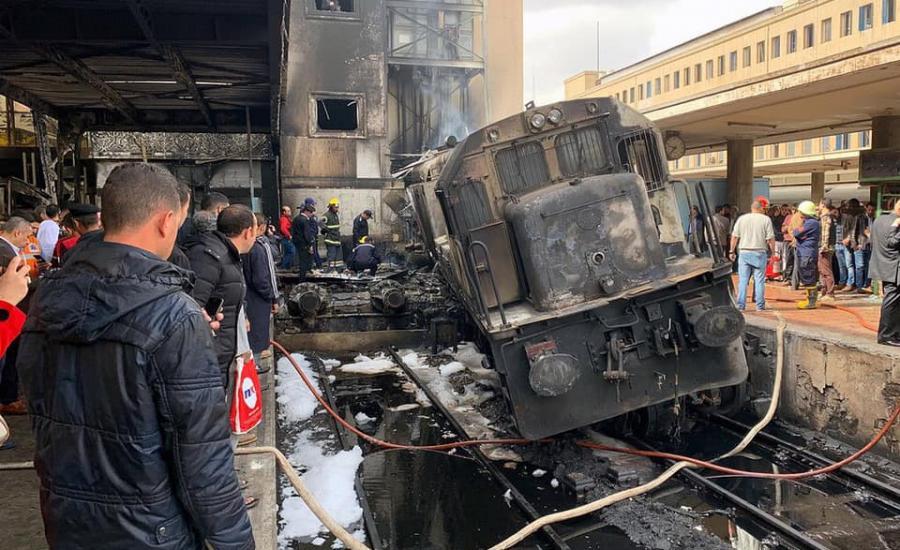 قطار القاهرة