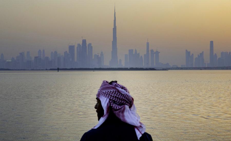 دبي والانهيار الاقتصادي