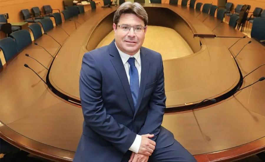 اصابة وزير التعاون الاقليمي الاسرائيلي بفيروس كورونا