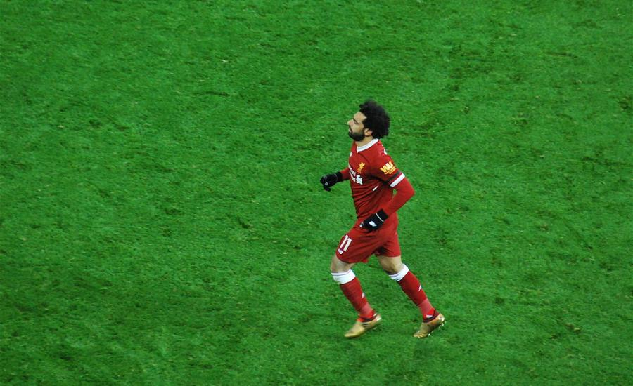 قوة محمد صلاح في كرة القدم