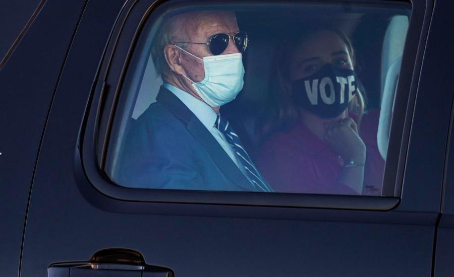 بايدن والانتخابات الامريكية
