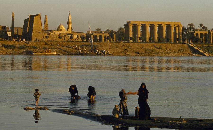 تحذيرات من فيضانات مدمرة في مصر