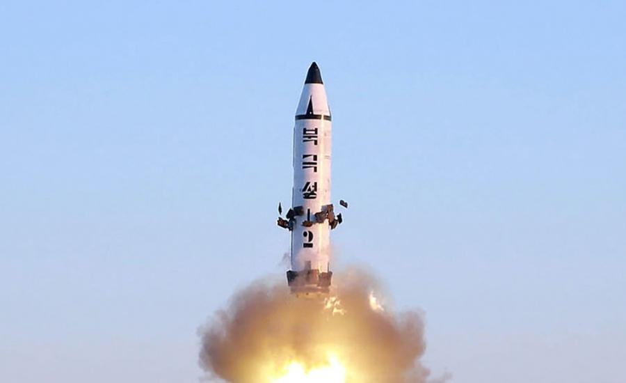 الصواريخ الكورية الشمالية