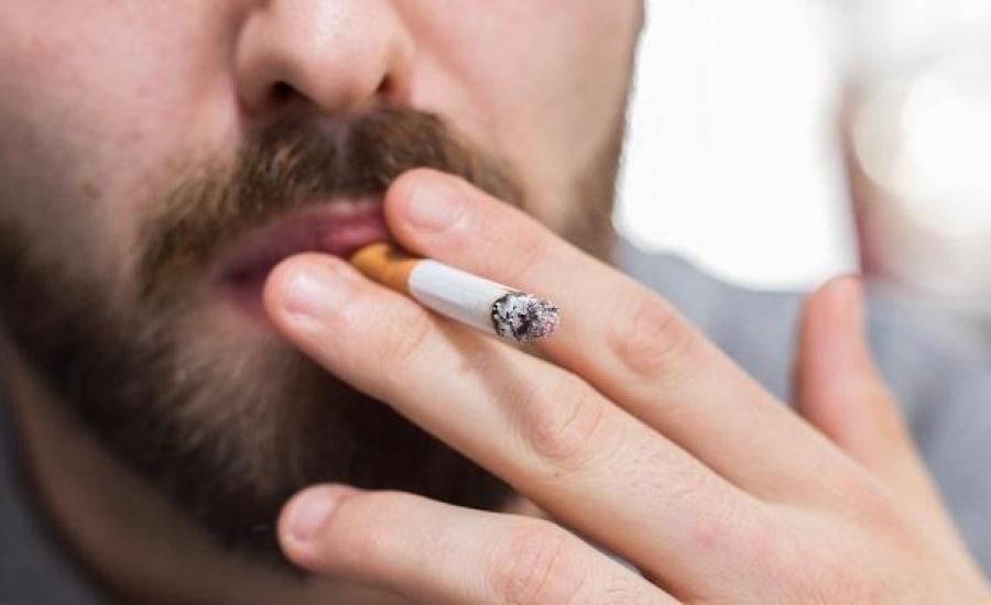 التدخين والشباب في فلسطين