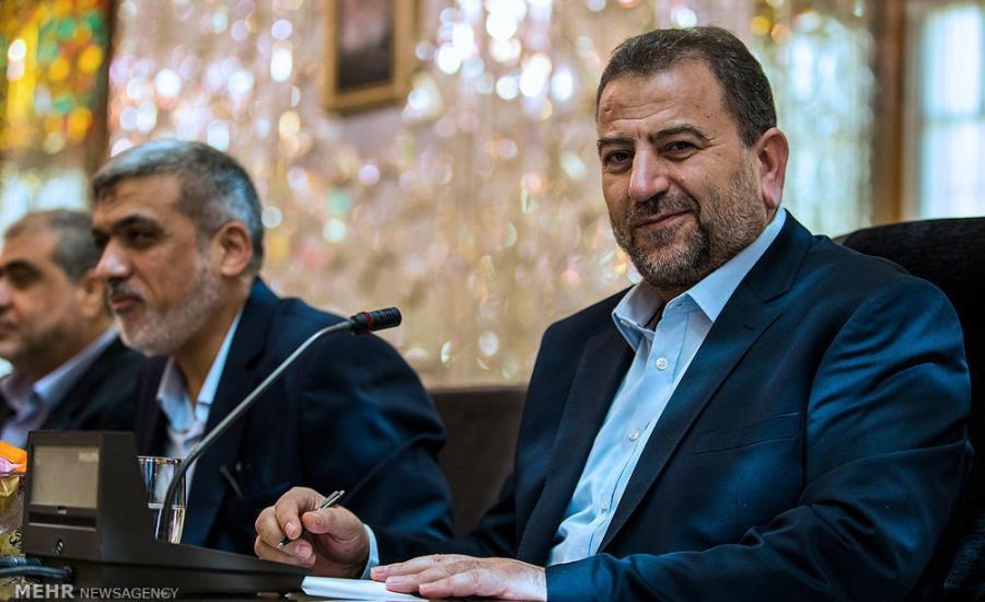 اجتماع المكتب السياسي لحماس في غزة