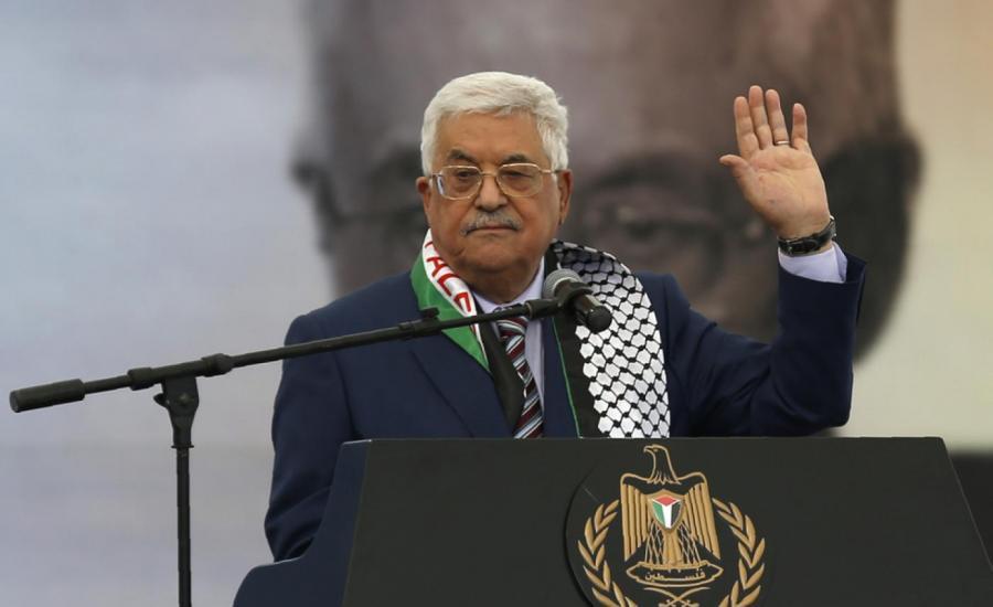 عباس وحركة فتح في الضفة الغربية