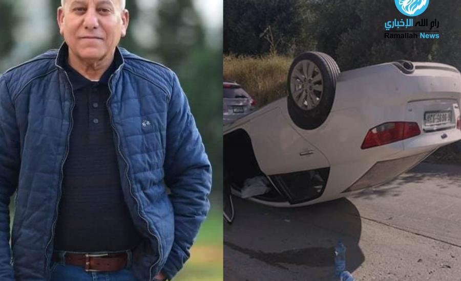 وفاة مواطن من دير عمار بحادث سير