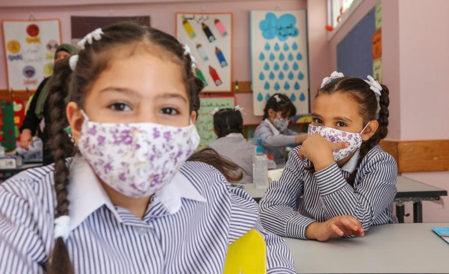 اشتيه والعام الدراسي في فلسطين