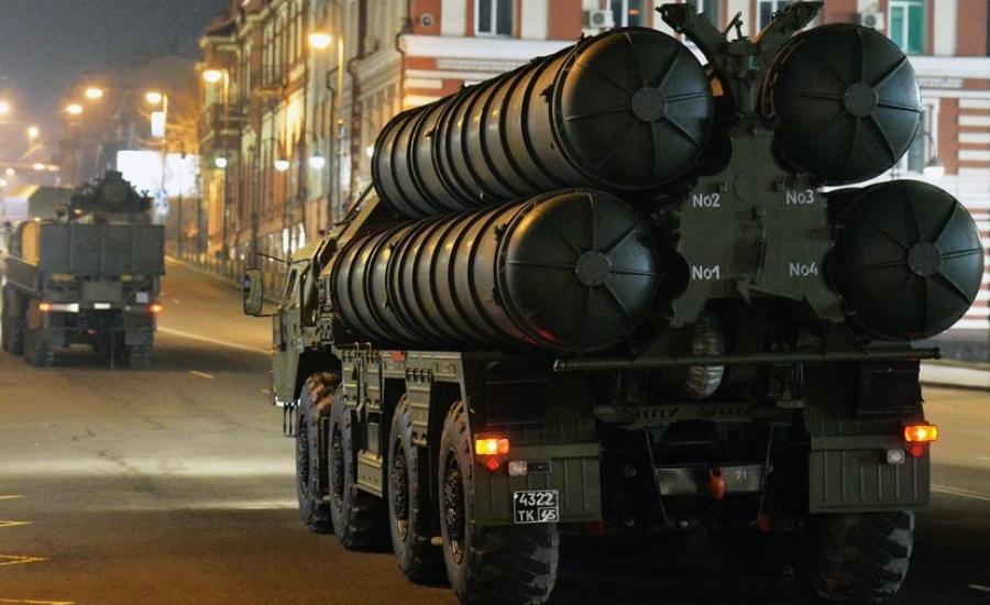 تركيا وصواريخ اس 400