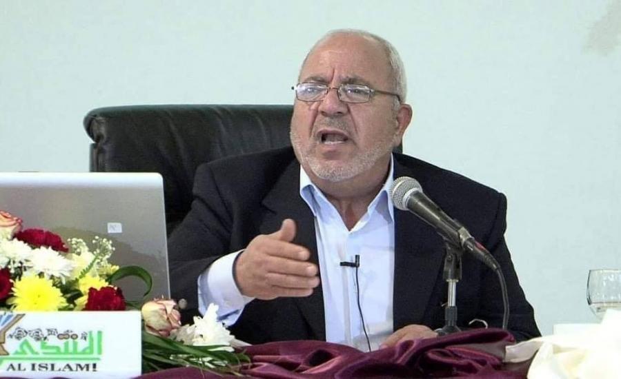 وفاة العالم الاردني مصطفى المشنى
