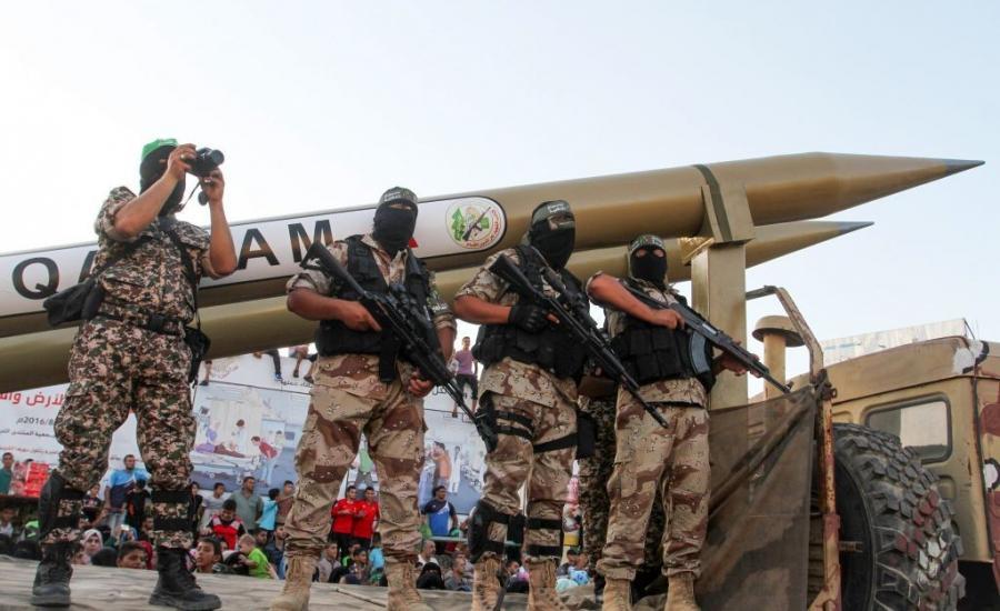 حماس واسرائيل والحرب