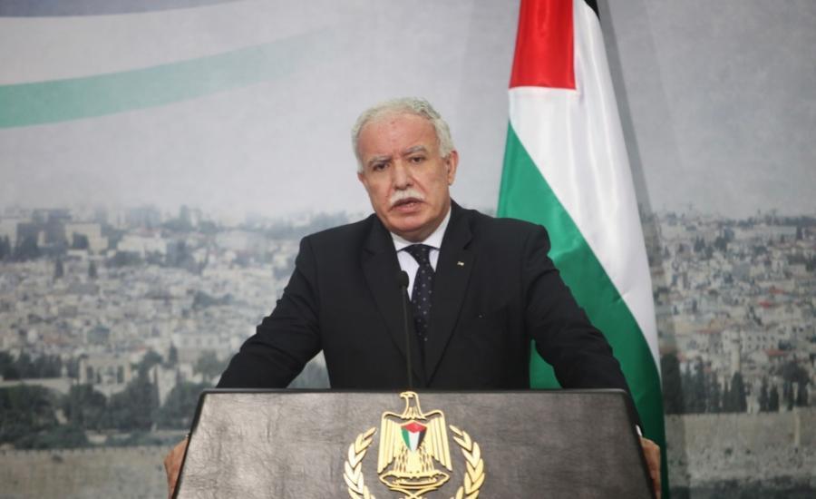فلسطين والعودة الى المفاوضات