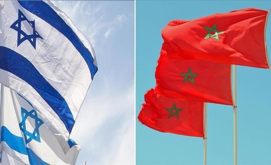 التطبيع بين اسرائيل والمغرب