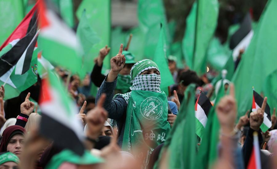 حماس واسرائيل وسوريا