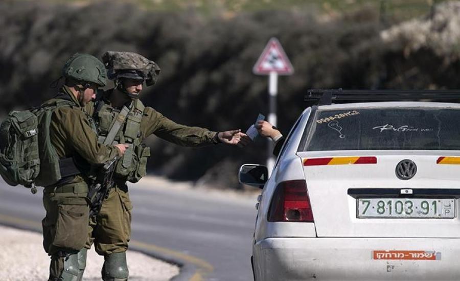 ا عتقالات في الضفة الغربية