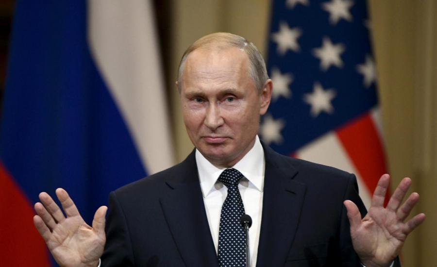 بوتين واللقاح الروسي