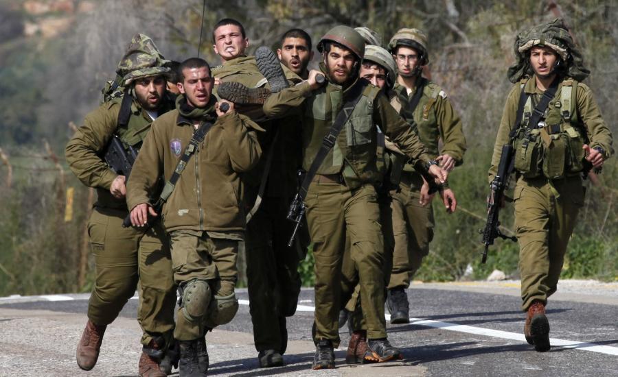 مقتل ضابط عسكري اسرائيلي في الخليل