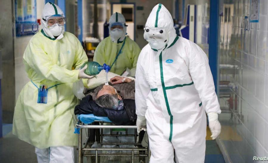 وفيات بكورونا في الصين
