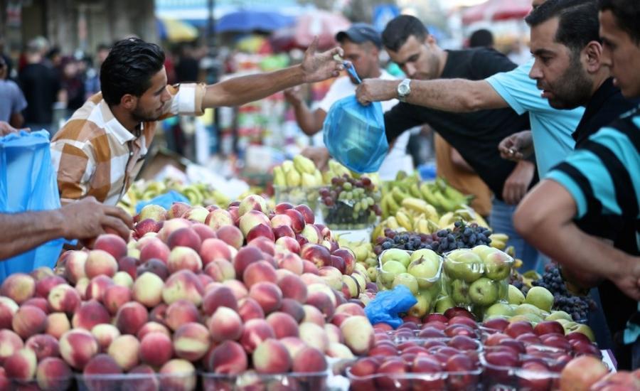 مؤشر غلاء المعيشة في فلسطين