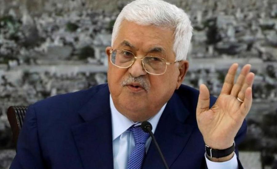 عباس والقضاء الفلسطيني