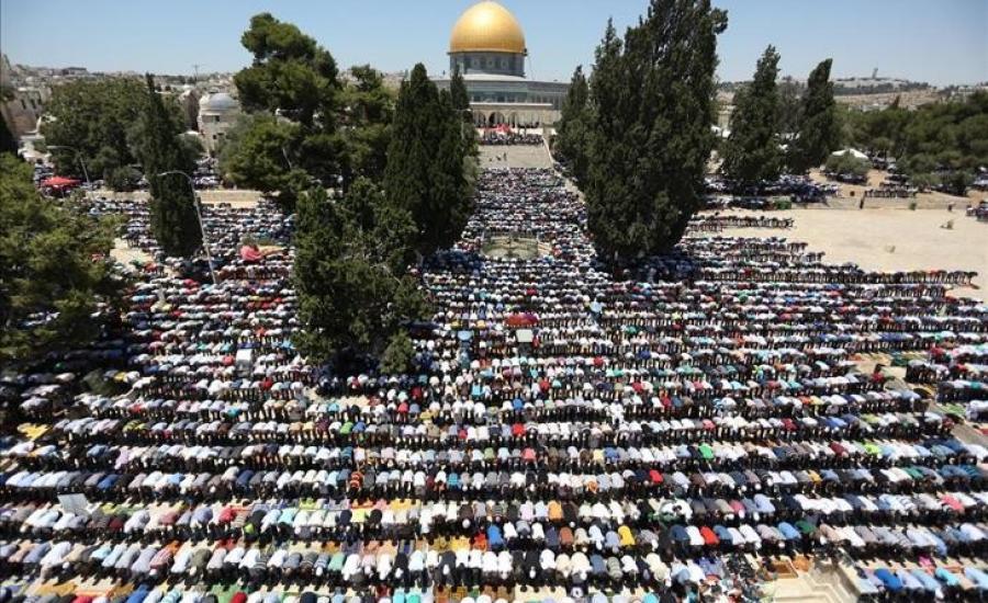 الاقصى والمسجد الاقصى