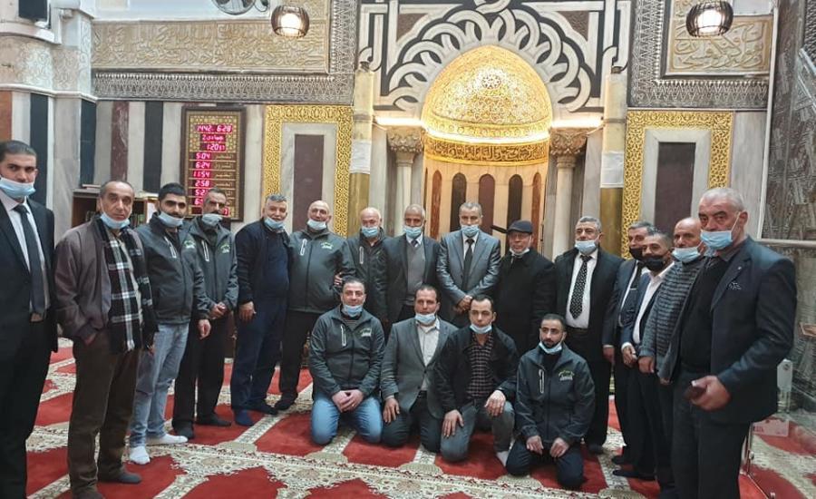 مسجد ابن عثمان في الخليل