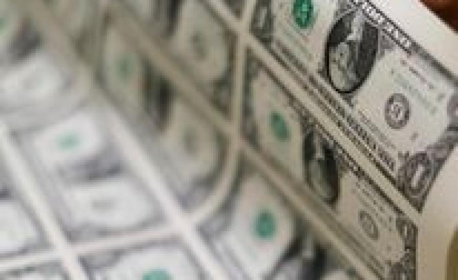 الدولار امام الشيقل