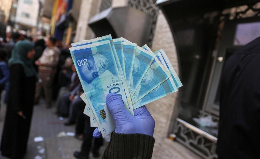 الوضع الاقتصادي في فلسطين