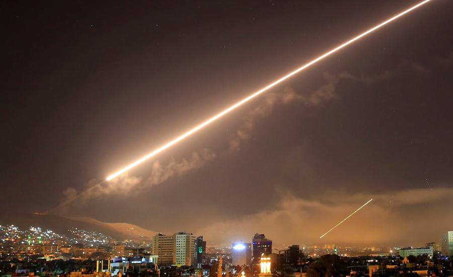 هجمات جديدة على سوريا