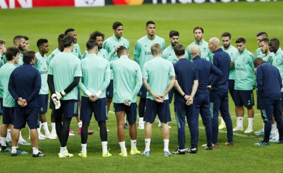 ريال مدريد والدوري الاسباني