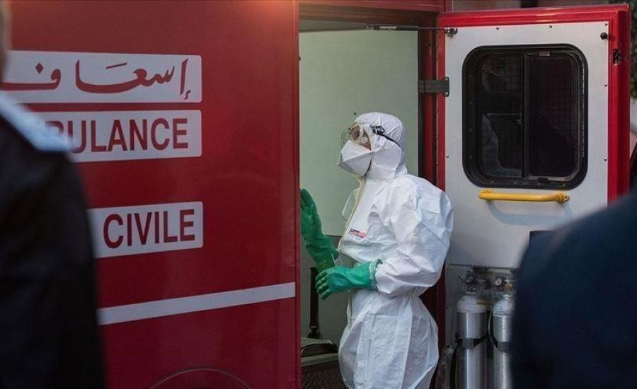 الاصابات والوفيات بفيروس كورونا في الاردن