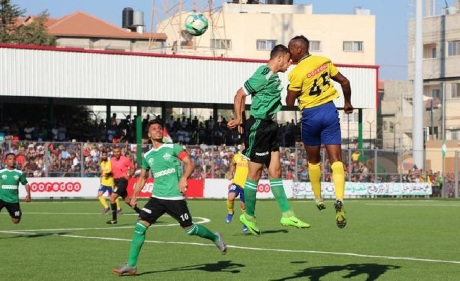 الدوري الفلسطيني لكرة القدم
