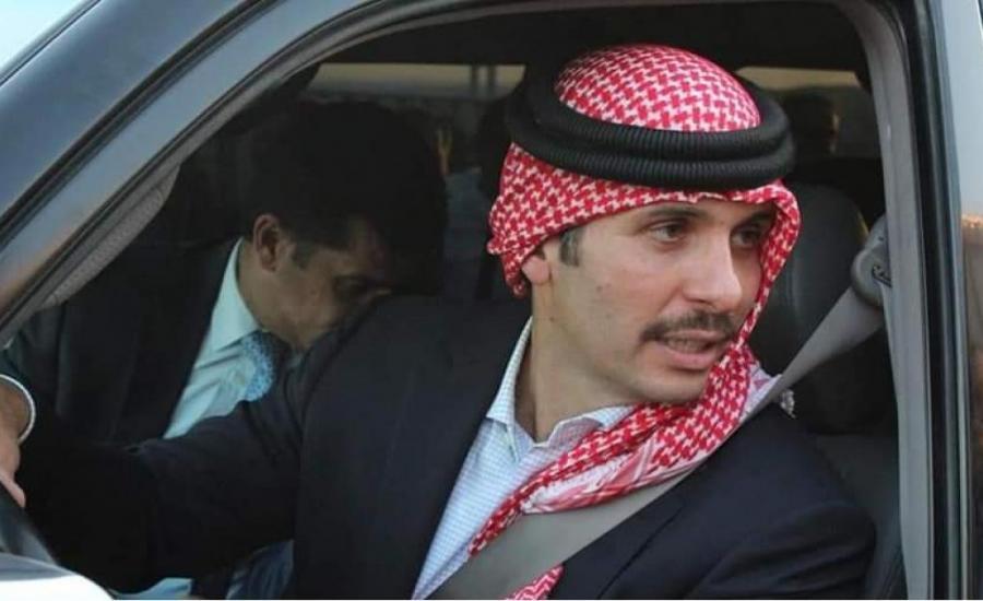 اعتقال مقربين من الامير حمزة