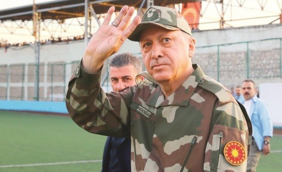 الجيش التركي واردوغان