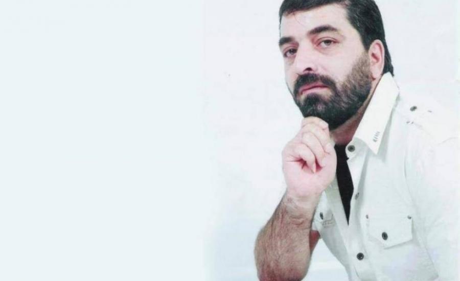 الاسير عمر خرواط