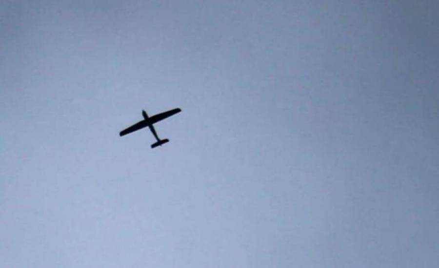 اسقاط طائرة على الحدود اللبنانية
