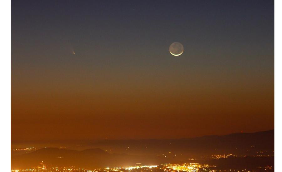 الفلك وشهر رمضان