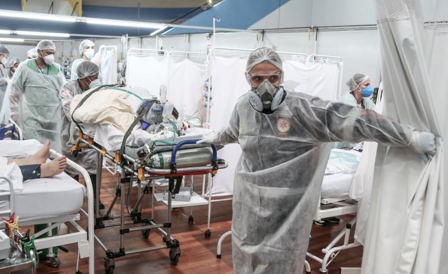 فيروس كورونا والعناية المكثفة