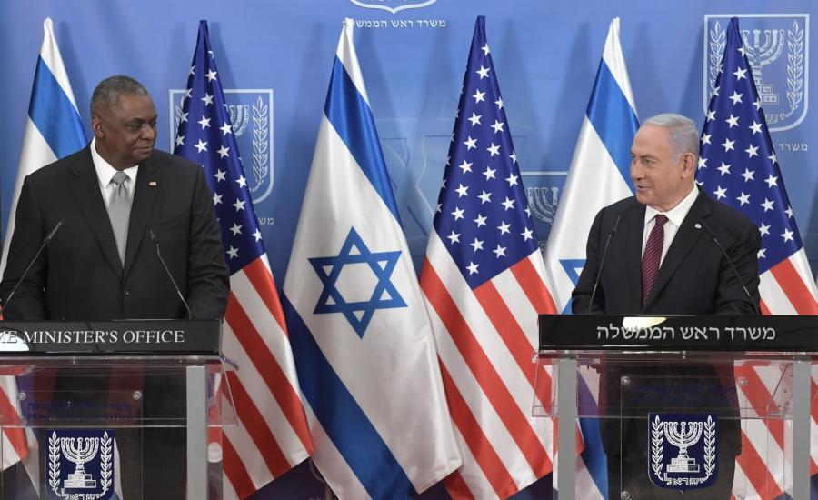 نتنياهو وايران واسرائيل