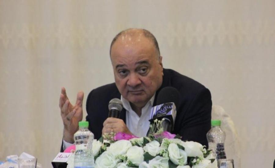 احمد يوسف وناصر القدوة