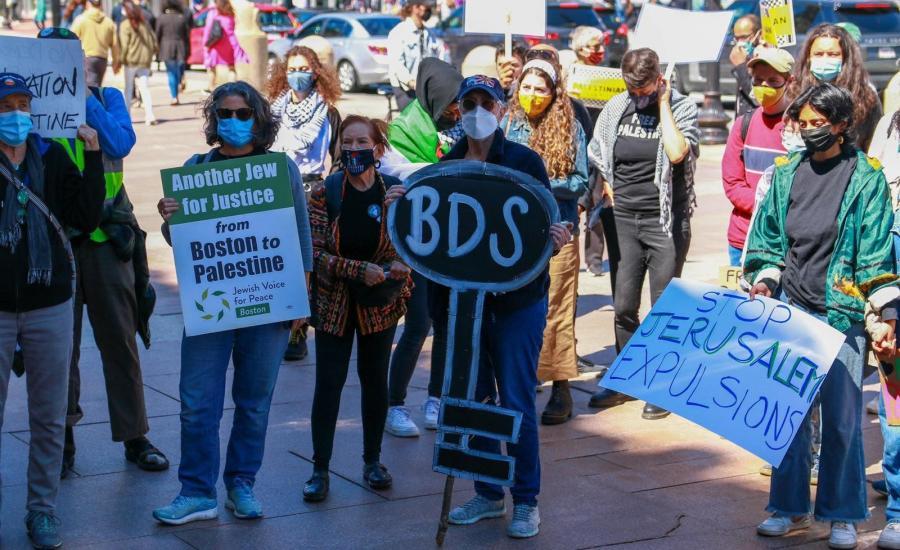 اميركا والاحتجاجات ضد الاحتلال