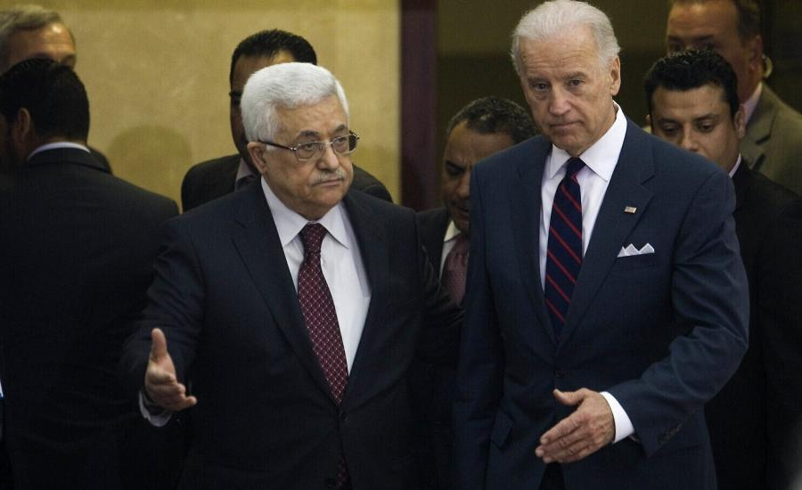 السلطة الفلسطينية وبايدن
