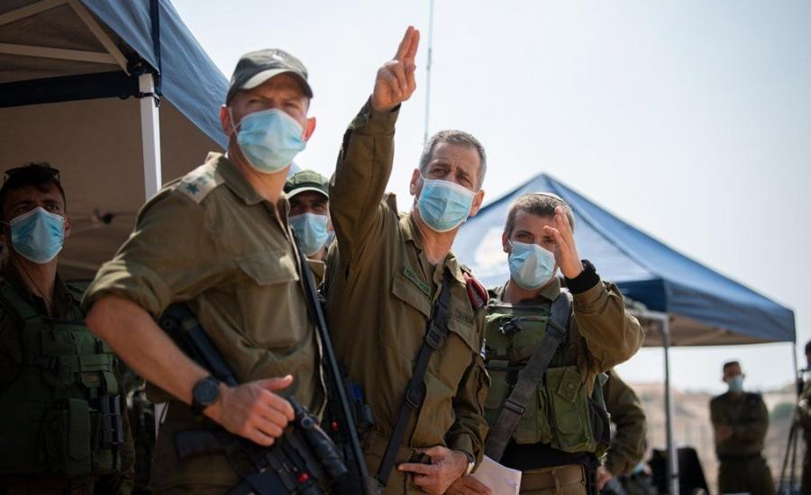 كوخافي وغزة