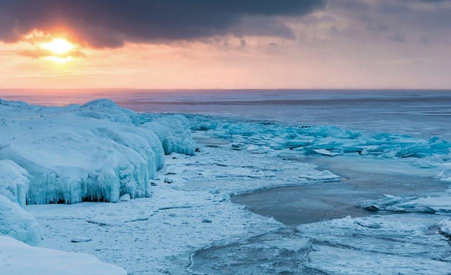 جليد سيبيريا