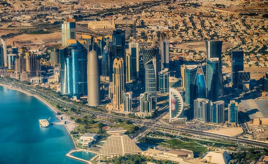 قطر واسرائيل