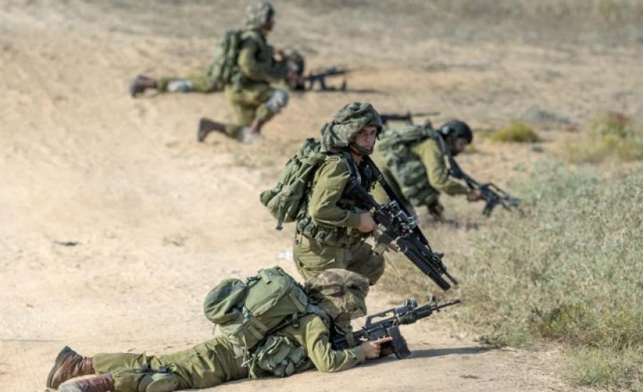 حماس والجيش الاسرائيلي في قطاع غزة