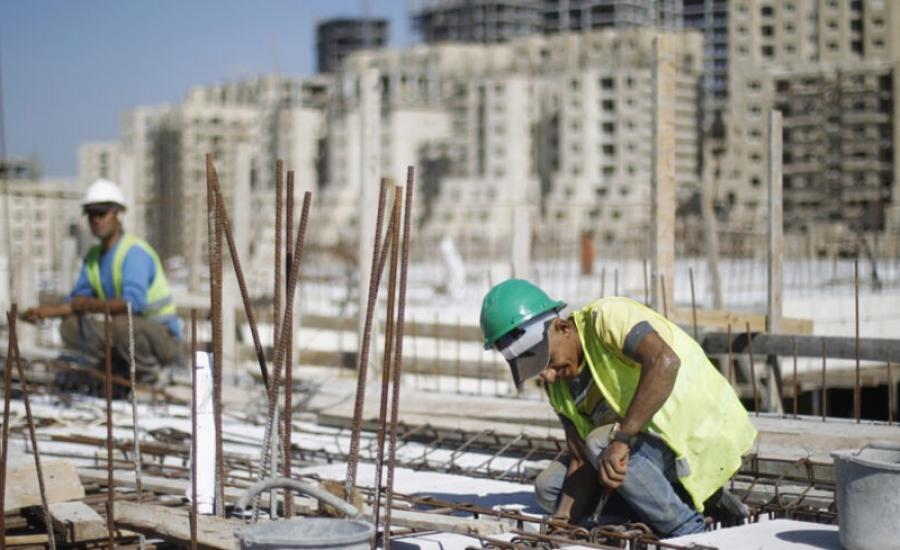 تكاليف البناء في الضفة الغربية